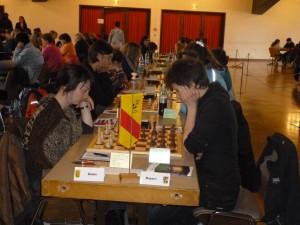 Vertrat Badens Farben wunderbar: Elisabeth Pähtz, Deutschlands beste Schachspielerin